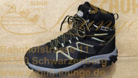 Für ausgedehnte Spaziergänge, Wanderungen oder auch im Alltag ist dieser sportliche Schuh bestens geeignet.
