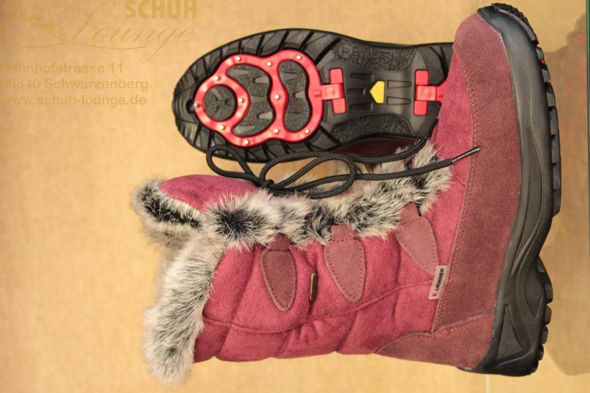 Perfekt für einen Stadtbummel aber auch lange Winterspaziergänge ist dieser schöne Stiefel aus dem Hause Lackner.